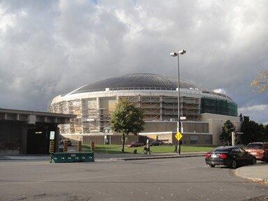 maurice richard arena