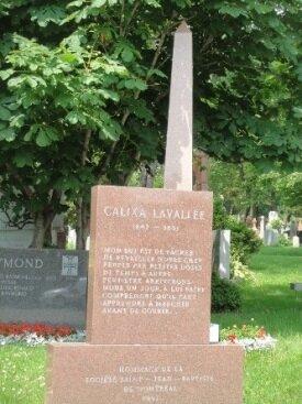 monument calixa lavallée
