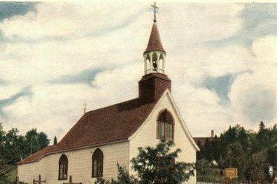 tadoussac chapel