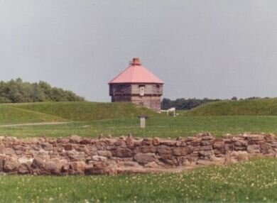 blockhouse coteau du lac