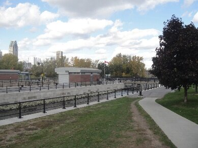 canal lachine locks