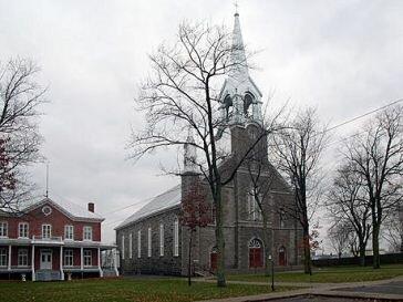 st monique church