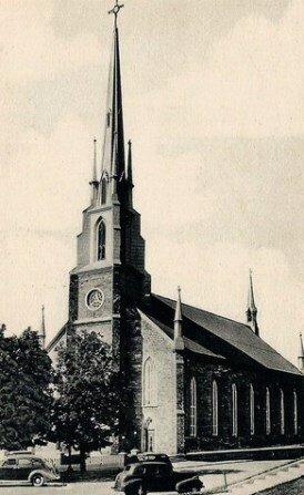 église st patrice rivière du loup