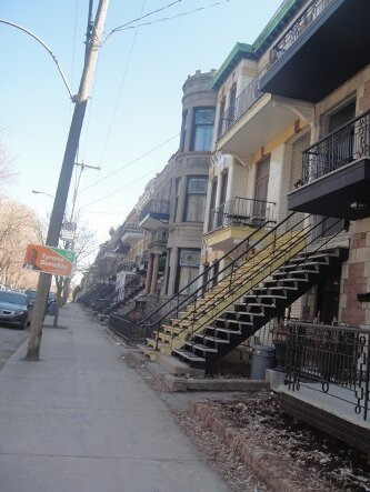 stairs St. Henri