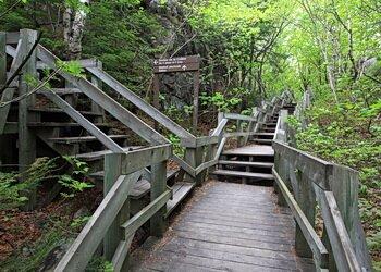 fjord path saguenay tadoussac