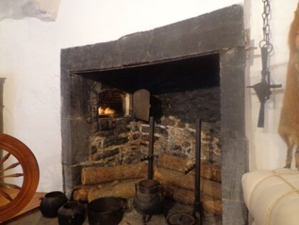 oven new france