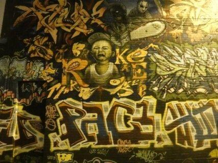 graffiti enfant