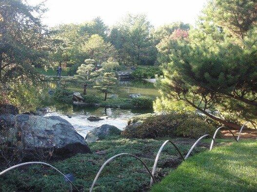 Japanese Garden of Montréal. Photo: © ProvinceQuebec