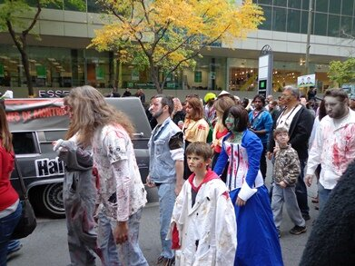 manifestation zombies