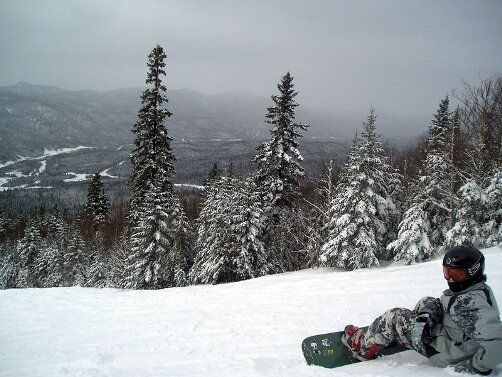 Le Valinouët Ski Resort