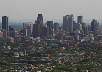 panoramic view montreal