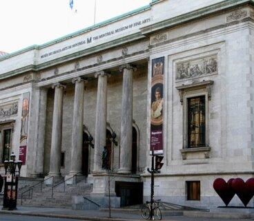 museum fine arts montreal