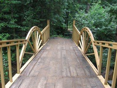 bridge gentilly park
