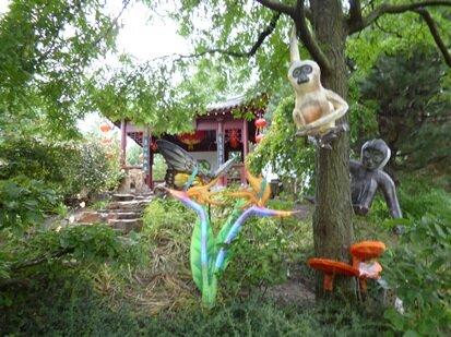 forest pavillon