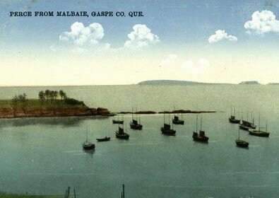 perce from malbaie
