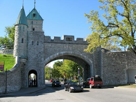 The St-Louis Gate quebec