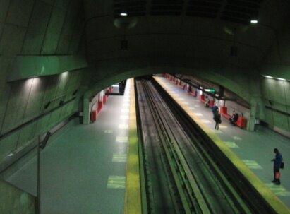 radisson subway station