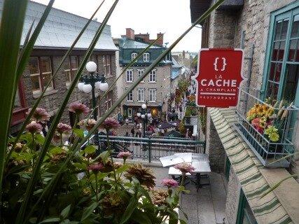 cache a champlain restaurant
