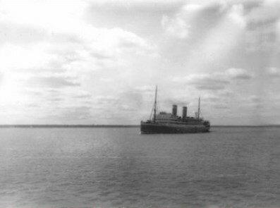 steamer Royal George