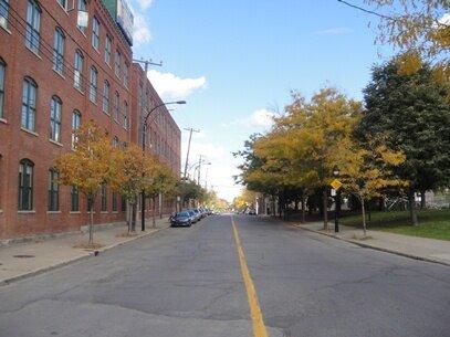 du Centre Street