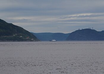 saguenay fjord waters