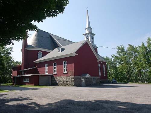 St-Bibiane Church