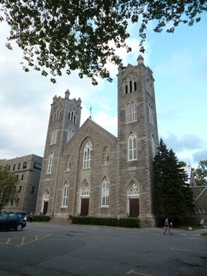 st laurent church