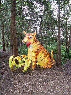 tiger chine