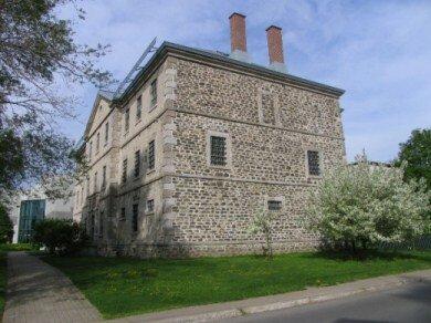 vieille prison trois rivieres