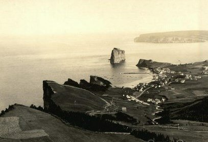 view of gaspe