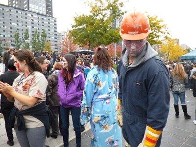 zombie constructeur