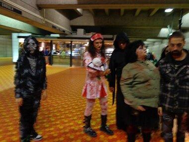 zombies lionel groulx